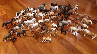 Preowned Schleich Horses Collection