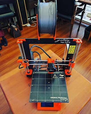 3D Printer Original Prusa i3 MK2S Assembled - In AUS ready to ship/pickup today!