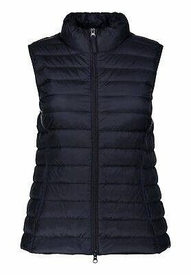 Betty Barclay SIZE 12-22 100% down lightweight NAVY Gilet was €69.99 NOW £27