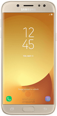 Samsung Galaxy J5 2017 J530 Original Dummy in gold - Neu