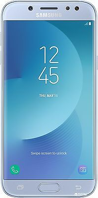 Samsung Galaxy J5 2017 J530 Original Dummy in silver blue - Neu