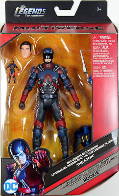 "DC Multiverse ~ 6"" THE ATOM ACTION FIGURE - Rookie Baf"