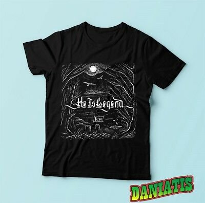 He Is Legend Few Southern rock band The Allman Brothers T-shirt S M L XL 2XL