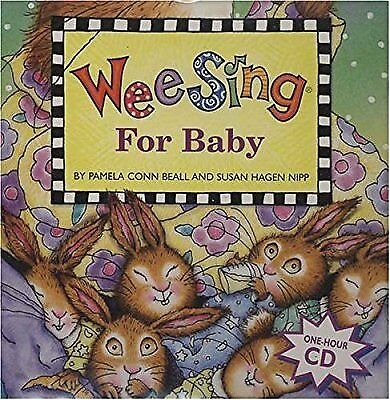 Wee Sing for Baby, Pamela Conn Beall; Susan Hagen Nipp, New CD