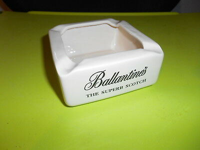 Aschenbecher -- Ballantines - The super Scotch