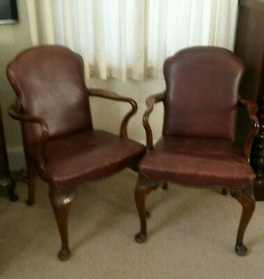 Pair of gorgeous Antique Victorian Chairs