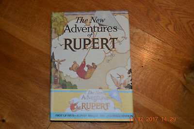 The new Adventures of RUPERT, Annual 1936 Facsimile Numbered Limited Edition