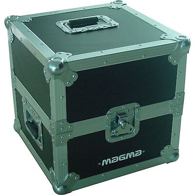 Magma LP Case 100 SP Black / Silver
