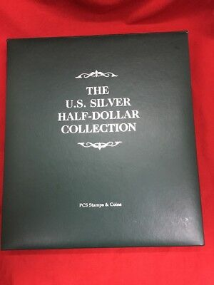 The US Silver Half Dollar Full Collection Book