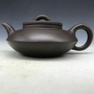 China's ancient zisha teapot is made by hand
