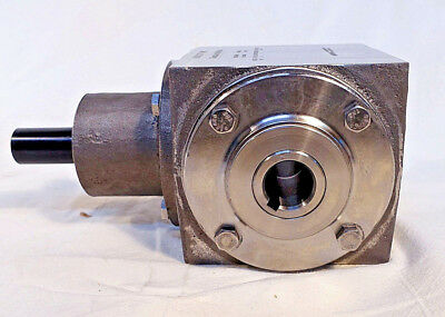 Hub City Ss175, 0221-20674 *new* Cleanline Ultraplus Gearbox 3/1 Ratio (T1A2A)