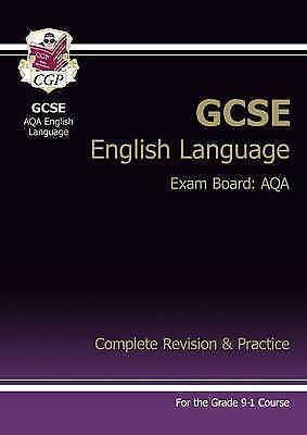Gcse English Language Aqa Complete Revision & Practice - Grade 9-1 Course (Wi...
