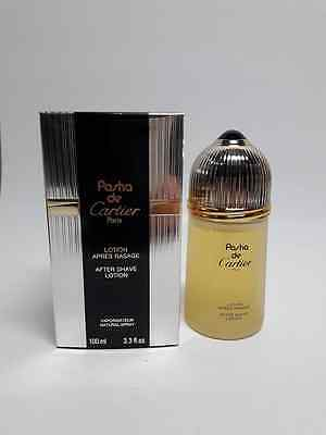 Cartier Pasha After Shave Lotion 100ML Spray Vintage New & Rare