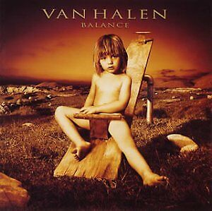 VAN HALEN Balance JAPAN CD WPCR-110 1995 NEW