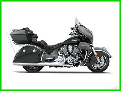 2016 Indian Roadmaster®  2016 Indian Motorcycle Roadmaster Steel Gray And Thunder Black New