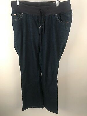 Maternity Oh Baby Motherhood Tomorrows Mother Lot Of 2 Dress Pants Jeans Size M