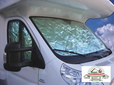 Internal Thermal Blinds 7 layers Cover Windscreen Fiat Ducato 2002-2006 2° gen