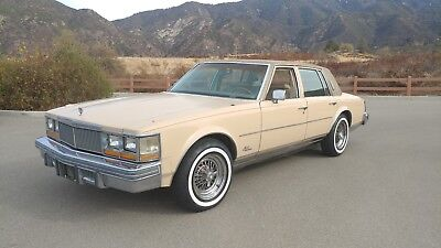 1978 Cadillac Seville  Very Clean Low Mileage California Caddy!