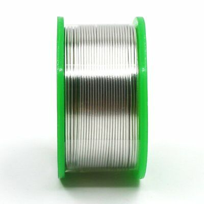 Free Solder Wire Silver 0.8mm Electrical Repair Lead Rosin Core Soldering 100g