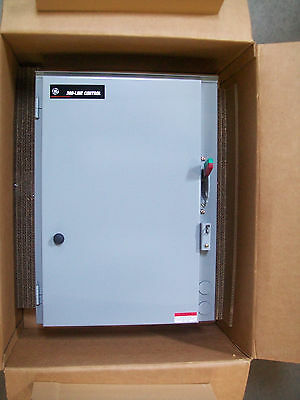 GE CR308E603BAAA Nonreversing Combination Magnetic Starters Size 3 Nema Type 3R