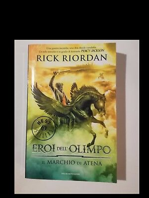 Eroi Dell'olimpo Il Marchio Di Atena Ebook Download