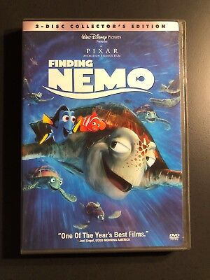 Finding Nemo 2-Disc Collector's Edition (2003) DVD