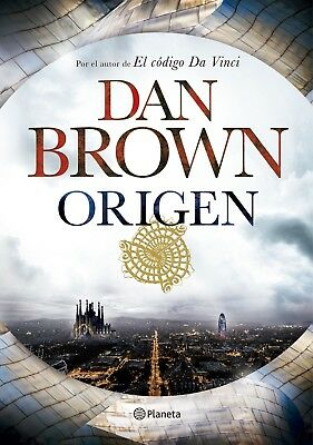 ORIGEN, Dan Brown, LIBRO DIGITAL