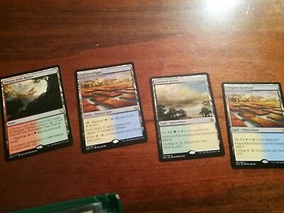 Lotto terre speciali Rare Amonkhet - mtg - special land