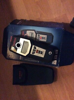 Bosch GMS120 Pro Digital Wall Scanner Multi Material Detector 0601081000 + Pouch