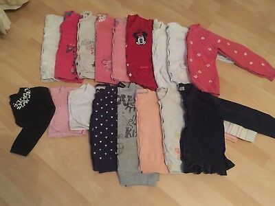 Girls Cardigan Bundle Age 3-4 Years (17 Items)