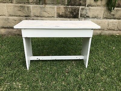 Bench Seat Rustic Country Shabby