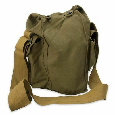 Original Soviet Gas Mask GP5 Carrying Bag Russian Military Surplus NEW