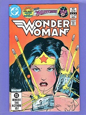 Wonder Woman #297 --  Great Kaluta cover    -- -- VF/NM  cond.