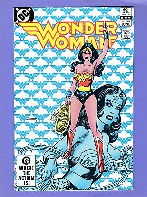 Wonder Woman #304 --  another Cool Gil Kane cover    -- -- NM cond.