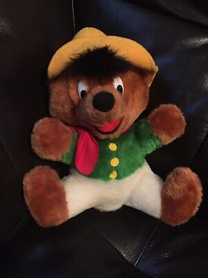 "WARNER BROTHERS SPEEDY GONZALES  7"" PLUSH Toy"