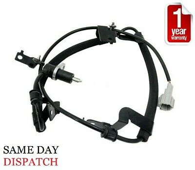 NEW FRONT RIGHT ABS SPEED SENSOR for NISSAN NAVARA D22 Pick Up 2.5TD 1998-2007
