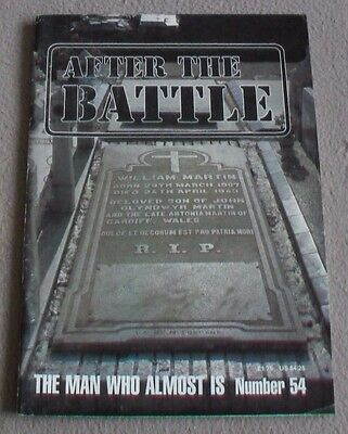 AFTER THE BATTLE magazine No 54 - THE MAN WHO ALMOST IS