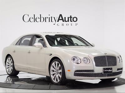 2014 Bentley Flying Spur W12 2014 BENTLEY FLYING SPUR W12