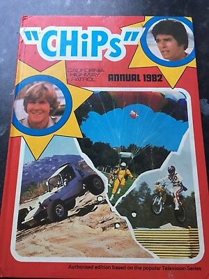 The CHiPs Annual 1981