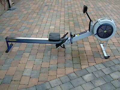 Concept 2 Indoor Rower Model D w/PM3 (light grey version) home use only