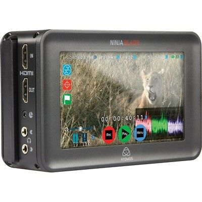 "Atomos Ninja Blade - 5"" On Camera Monitor & Recorder with FREE 480GB SSD"