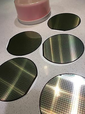 "6"" Silicon Wafer, Lot of  23, from USA"