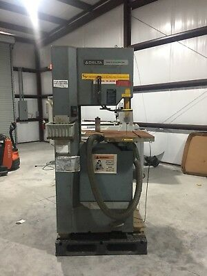 Delta Rockwell Model 20 Vertical Band Saw