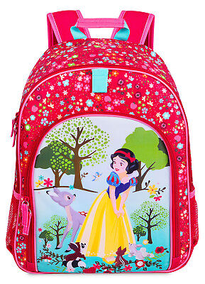 NWT - Disney Store Snow White Princess Backpack, Bookbag