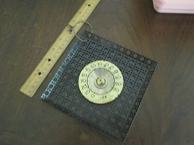 vintage advertising thermometer River road Cheese Factory Fredonia WI