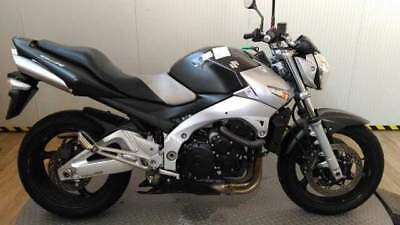 SUZUKI GSR 600 www.actionbike.it - export price