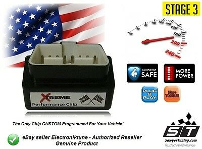 Stage 3 Nano Performance Chip Tuner Programmer For GMC Canyon Sierra Sonoma  OBD