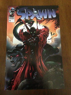 Spawn # 44 Near Mint Image Comics Todd Mcfarlane Tony Daniel