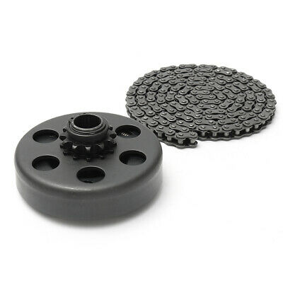 [NEW] 3/4inch Bore Centrifugal Clutch 12 Tooth #35 Chain Screw Part For Minibike