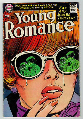 Young Romance 150 From Mark Waid Collection Only 1 On Ebay 1967 Very Rare Iconic